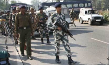West Bengal Assembly Elections 2016: Heavy security deployment for fifth phase of polls