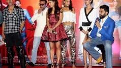 Housefull 3 trailer launch: Akshay Kumar & Abhishek Bachchan have gala time with team!