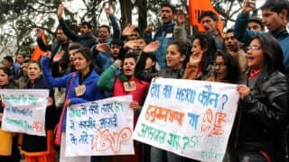 Like Tami Nadu, will BJP oppose slapping of sedition charges on JNU students asks JNUSU Vice President