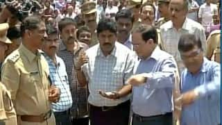 Kollam Temple fire: Chief Controller Explosives Sudarshan Kamal says banned chemicals were used
