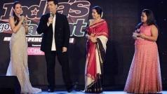 Karan Johar, Malaika Arora Khan and Kirron Kher sparkle at India's Got Talent 7 launch (Pics)