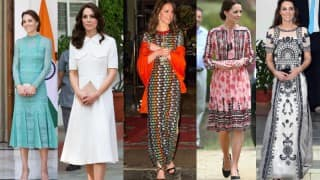 Kate Middleton to visit Taj Mahal; will the Duchess drape a saree instead after her upskirt controversy?