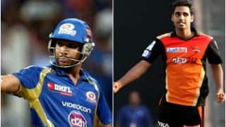 Mumbai Indians vs Sunrisers Hyderabad Highlights: Nitish Rana's 45 guides MI to victory