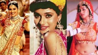 International Dance Day 2016: Madhuri Dixit-Nene shares special message on World Dance Day - watch her Top 12 best dance videos!