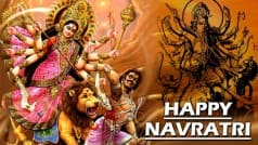 Chaitra Navratri 2016: Significance & History of all 9 Days