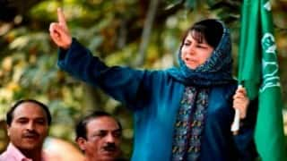 Jammu and Kashmir: Perform or people will teach a lesson, Mehbooba Mufti tells ministers