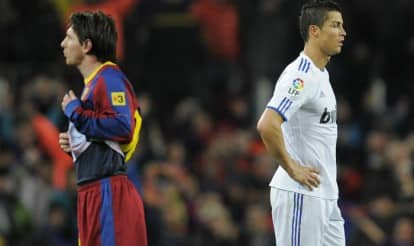 Cristiano Ronaldo-Lionel Messi form and player guide ahead of El Clasico 2016