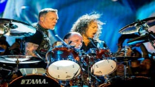 Metallica's new album 'pretty close' to being finished