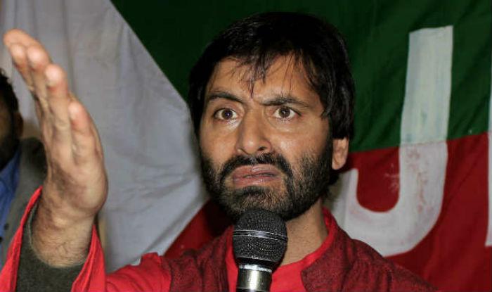 J&K: Centre Bans Yasin Malik-led Jammu Kashmir Liberation Front