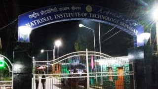 NIT Srinagar row: Outstation students demand deferment of Minors exams