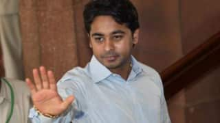 Nilesh Rane arrested in case of assault on party worker