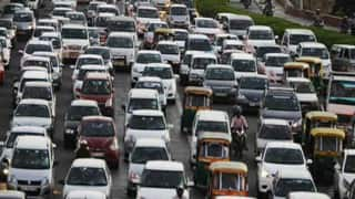 2nd phase of odd-even begins in Delhi, roads see fewer cars
