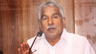 Kerala temple fire: Oommen Chandy calls all-party meet on April 14
