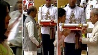 Padma Awards 2016: Priyanka Chopra, Rajinikanth, Sania Mirza honoured at Rashtrapati Bhavan