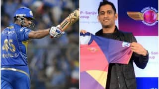 Mumbai Indians vs Rising Pune Supergiants IPL 2016: Watch Free Live Streaming and Match Telecast of MI vs RPS on Sony Six and Sony ESPN