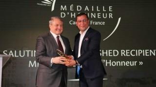 Punit Goenka and Amit Goenka receive MIPTV's Top Television Honor – 'Médaille d'Honneur'