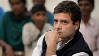 Excise duty is an assassination attempt on small traders: Rahul Gandhi