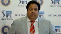 Decision Review System to be Introduced in IPL 11: Rajeev Shukla