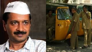 Delhi: Arvind Kejriwal government will now reward auto rickshaw drivers who rescue road accident victims!