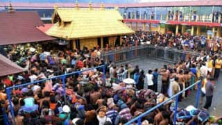 Sabarimala: Two Women Who Reached Nilakkal Base Camp Returned After Police Issue Warning About Protestors in Pamba