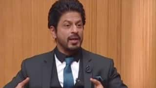 Shah Rukh Khan on Aap Ki Adalat with Rajat Sharma: 'We all must support Narendra Modi and take the country forward' (Watch Video)