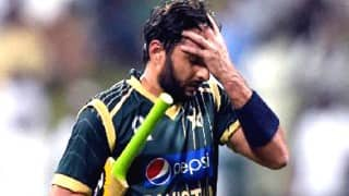 Shahid Afridi deserves to be given a farewell match, says Inzamam-ul-Haq