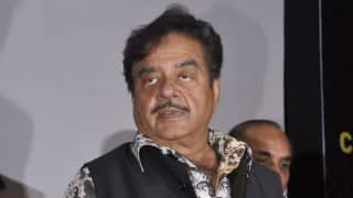 Shatrughan Sinha 'happy' on 'brother' Nitish Kumar's elevation as JD(U) president
