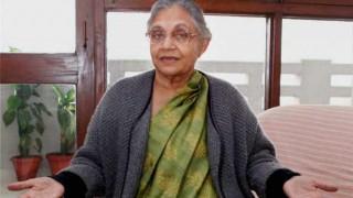 'First quench Delhiites' thirst then talk of Latur': Sheila Dikshit tells Arvind Kejriwal