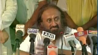 Sri Sri Ravi Shankar Says he is Hopeful That Ram Temple-Babri Masjid Dispute Will be Resolved Before 2019