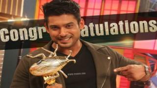 Sidharth Shukla wins 'Khatron Ke Khiladi 7'