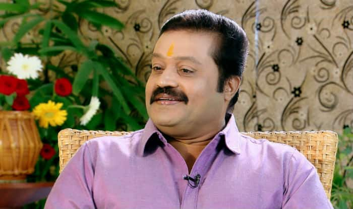 how tall is suresh gopi