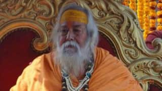 Shankaracharya Swami Swaroopanand Saraswati strikes again, says honeymoon goers responsible for Kedarnath floods
