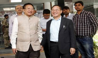 Remoteness of North East will soon become a matter of past: T R Zeliang