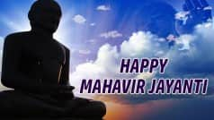 Mahavir Jayanti 2016 Wishes: Best Mahavir Jayanti SMS Messages, WhatsApp & Facebook Quotes to send Happy Mahavir Jayanti greetings!