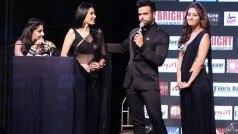 Celebrities at Dadasaheb Phalke Film Foundation Award 2016 (View pics)