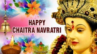 Happy Chaitra Navratri 2016: Best Chaitra Navratri SMS Messages, WhatsApp & Facebook Quotes to send Happy Chaitra Navratri greetings!