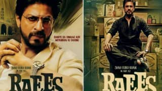 Shah Rukh Khan wraps up Raees & is now eagerly awaiting IPL 2016!