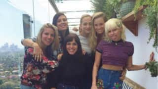Miley Cyrus' lunch with Hemsworth's sister-in-law Elsa Pataky
