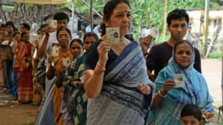 West Bengal Assembly Elections 2016: 38.65 pc turnout in first four hours of polling in West Bengal