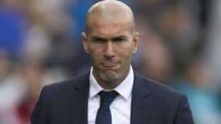 Disappointed Zidane hopes for Real Madrid's revival post Wolfsburg rout