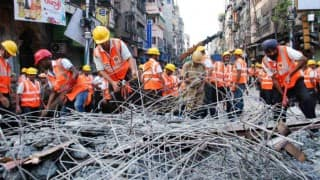 Kolkata flyover collapse: NDRF teams pull out 90 survivors from debris, confirm death of 24