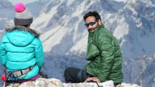 Shivaay: This picture of Ajay Devgn shooting in Bulgaria will make want to pack your bags and leave for a vacation!
