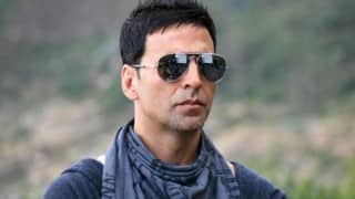 Actor Akshay Kumar delayed at Heathrow airport