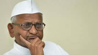 Anna Hazare takes Arvind Kejriwal to task; says AAP formation biggest mistake