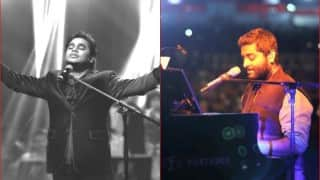 Arijit Singh's dreamy voice & AR Rahman's music makes Suriya 24 song Naan Un a musical treat!