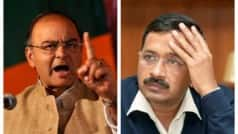 Finance Minister Arun Jaitley censures Arvind Kejriwal for factually misrepresentating…