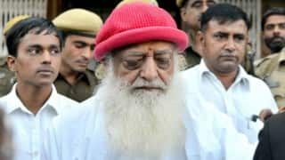 Man arrested for attack on witness in a case against Asaram
