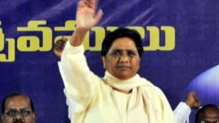 Mayawati attacks Narendra Modi, SP; sounds poll bugle at Ambedkar rally