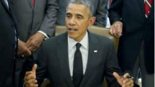 Barack Obama seeks reduction of nuclear arsenal in India, Pakistan