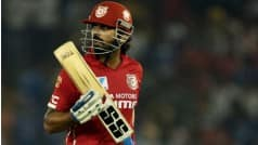 IPL 2016: Murali Vijay handed Kings XI Punjab captaincy, David Miller relegated